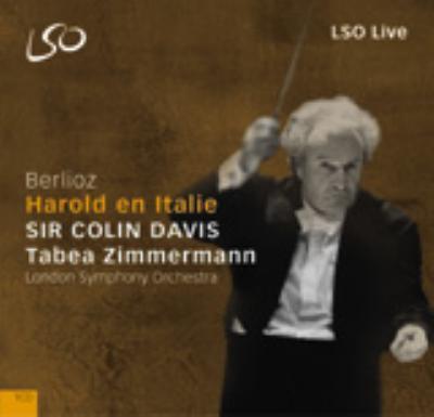 イタリアのハロルド コリン・デイヴィス&ロンドン交響楽団、タベア・ツィンマーマン(Va)
