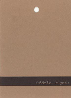 Cedric Pigot