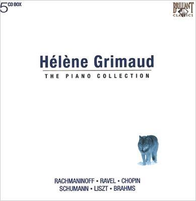 エレーヌ・グリモー/ザ・ピアノ・コレクション(5CD)