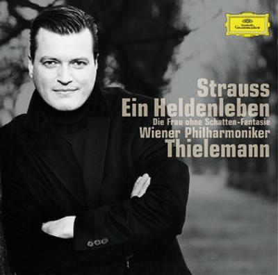 R.シュトラウス:交響詩《英雄の生涯》、他 ティーレマン/ウィーン・フィルハーモニー管弦楽団