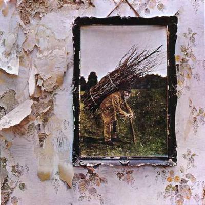 [逆輸入国内盤紙ジャケット] Led Zeppelin 4