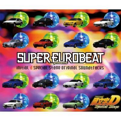 super eurobeat presents initial d special original soundtracks 頭
