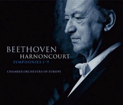 交響曲全集 アーノンクール 指揮 ヨーロッパ室内管弦楽団