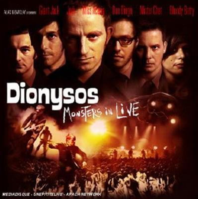 Monsters In Live