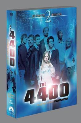4400-フォーティ・フォー・ハンドレッド-シーズン2 コンプリートボックス