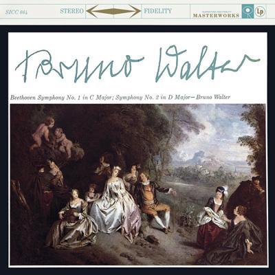 交響曲第1番、第2番 ワルター&コロンビア交響楽団(紙ジャケット)