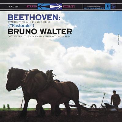 交響曲第6番『田園』 ワルター&コロンビア交響楽団(紙ジャケット)