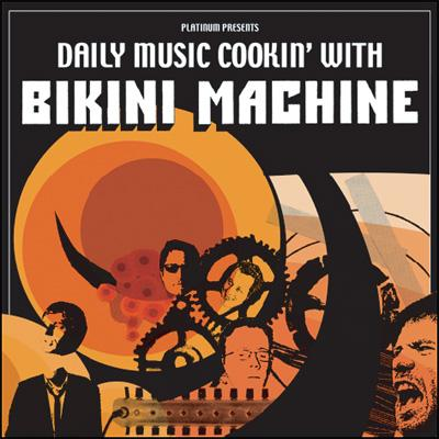Daily Music Cookin' With