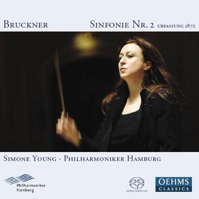 交響曲第2番(初稿) シモーネ・ヤング&ハンブルク・フィル(ハイブリッドSACD)