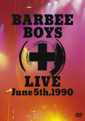 BARBEE BOYS LIVE June 5th,1990