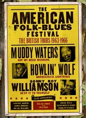 American Folk Blues Festival: Vol.4: British