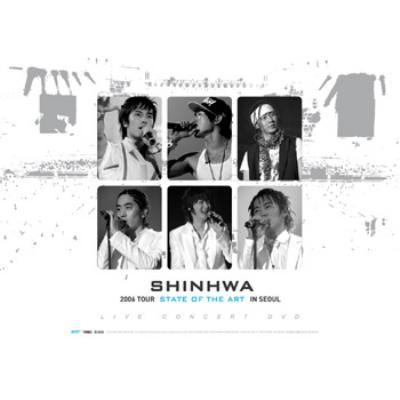 SHINHWA 2006 TOUR STATE OF THE ART IN SEOUL