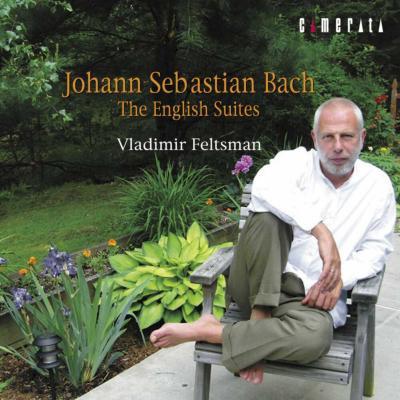 イギリス組曲全曲 ウラディーミル・フェルツマン(2CD)