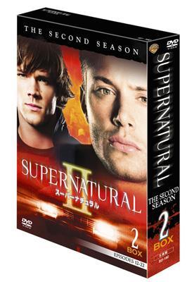 SUPERNATURAL II スーパーナチュラル セカンド・シーズン コレクターズ・ボックス2