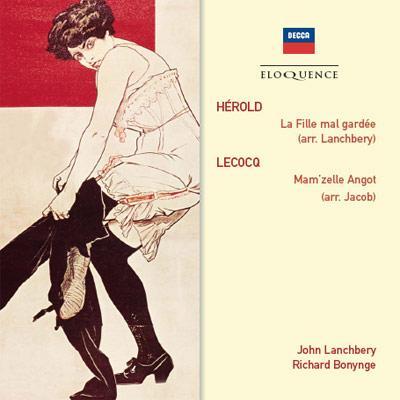 ラ・フィーユ・マル・ガルデ、他 ランチベリー&コヴェント・ガーデン王立歌劇場管弦楽団、他(2CD)