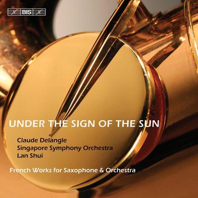 イベール:室内小協奏曲、トマジ:アルト・サクソフォン協奏曲、他 ドゥラングル(Sax)シュイ&シンガポール響