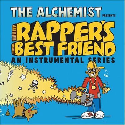 Rapper's Best Friend: An Instrumental Series