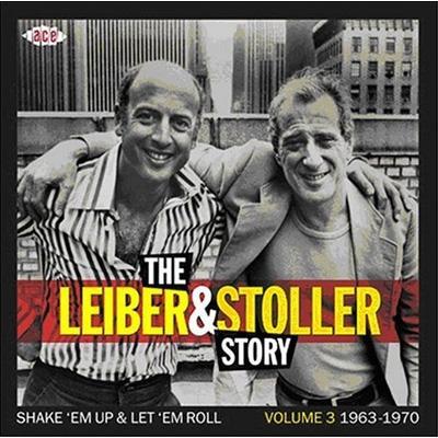 Leiber & Stoller Story: Vol.3   HMV&BOOKS online - CDCHD1156