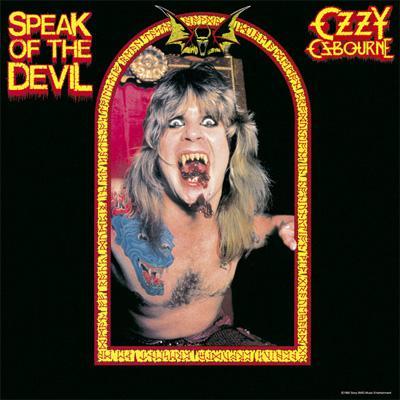 Speak Of The Devil: 悪魔の囁き