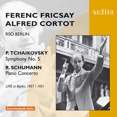 交響曲第5番、他 フリッチャイ&ベルリン放送交響楽団(1957)、他