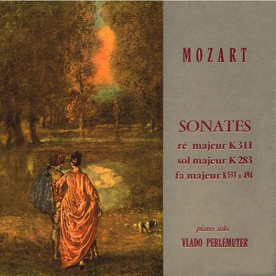 ピアノ・ソナタ全集第2巻 ペルルミュテール(p)