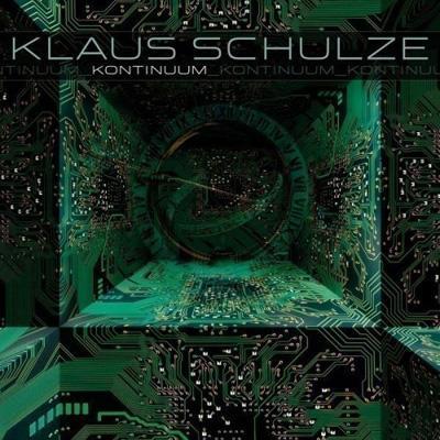 Kontinuum : Klaus Schulze (クラウス・シュルツェ)   HMV&BOOKS ...