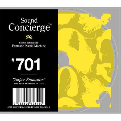 """Sound Concierge 701 """"Super Romantic"""