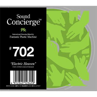 "Sound Concierge 702 ""Electric Heaven"