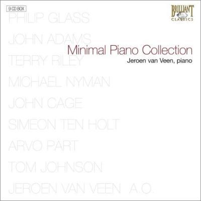 ミニマル・ミュージック・ピアノ・コレクション ファン・フェーン(9CD)
