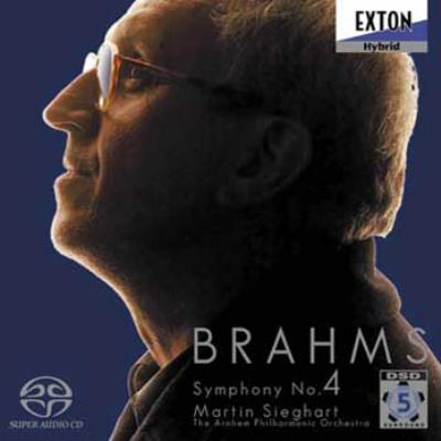 交響曲第4番、ハイドンの主題による変奏曲 ジークハルト&アーネム・フィル