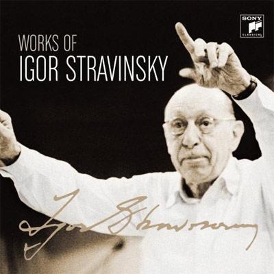 ストラヴィンスキー・エディション(22CD)