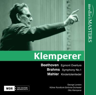 Sym.1: Klemperer / Cologne Rso +beethoven, Mahler: G.london(B)