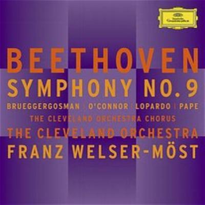 交響曲第9番『合唱』 ウェルザー=メスト&クリーヴランド管弦楽団