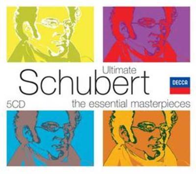 『アルティメット・シューベルト』 ハイティンク&コンセルトヘボウ管、ケルテス&ウィーン・フィル、カーゾン、他(5CD)