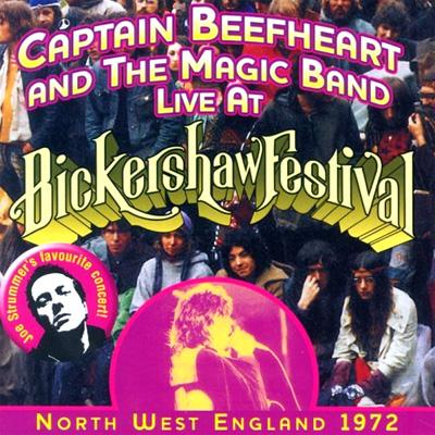 Live At Bickershaw Festival'72