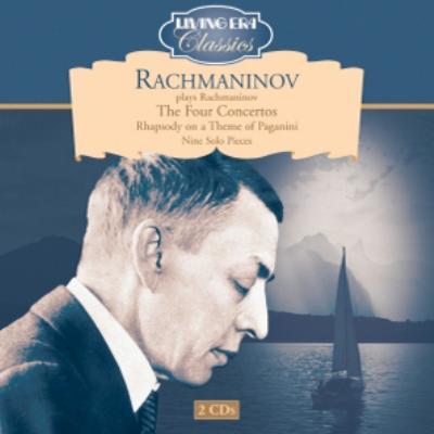 ピアノ協奏曲全集、他 ラフマニノフ(ピアノ)ストコフスキー、オーマンディ&フィラデルフィア管弦楽団(2CD)