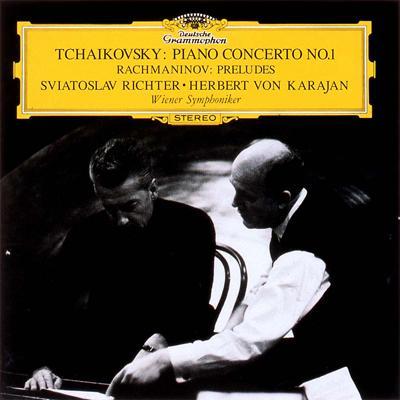 ピアノ協奏曲第1番、他 リヒテル(ピアノ)カラヤン&ウィーン交響楽団