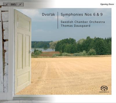 交響曲第6番、第9番『新世界より』 ダウスゴー&スウェーデン室内管弦楽団