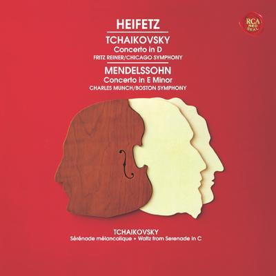 メンデルスゾーン、チャイコフスキー:ヴァイオリン協奏曲 ハイフェッツ