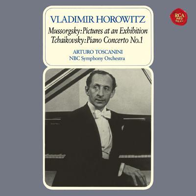 チャイコフスキー:ピアノ協奏曲第1番、ムソルグスキー:展覧会の絵 ホロヴィッツ