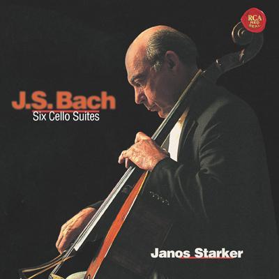 J.S.Bach: 6 Suites For Solo Cello
