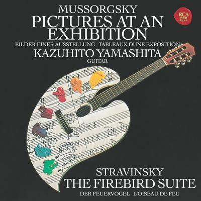 Mussorgsky: Pictures At An Exhibition Stravinsky: The Firebird Suite