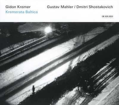 ショスタコーヴィチ:交響曲第14番、マーラー:交響曲第10番〜アダージョ クレーメル&クレメラータ・バルティカ