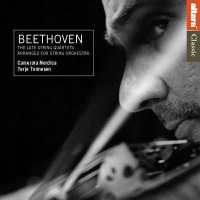 後期弦楽四重奏曲集(弦楽オーケストラ版) トネセン&カメラータ・ノルディカ(3CD)