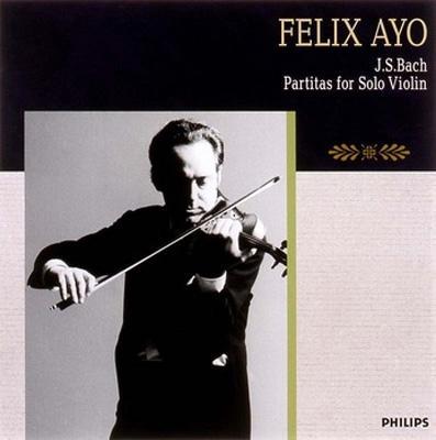 無伴奏ヴァイオリン・パルティー...