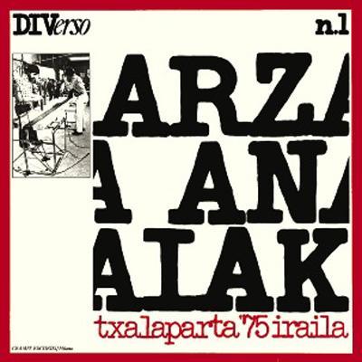 Txalaparta '75 Iraila