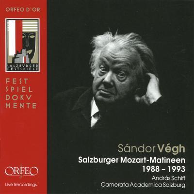 『ザルツブルク・モーツァルト・マチネー1988−93』 ヴェーグ&カメラータ・アカデミカ・ザルツブルク(3CD)