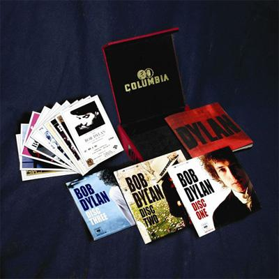Dylan -Deluxe Package (3CD)