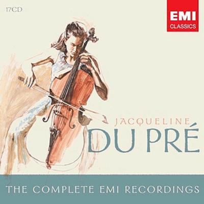 ジャクリーヌ・デュ・プレ/コンプリート・EMI・レコーディングス(17CD)