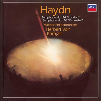 交響曲第103番、第104番 カラヤン&ウィーン・フィル